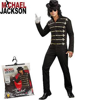 disfraz michael yackson