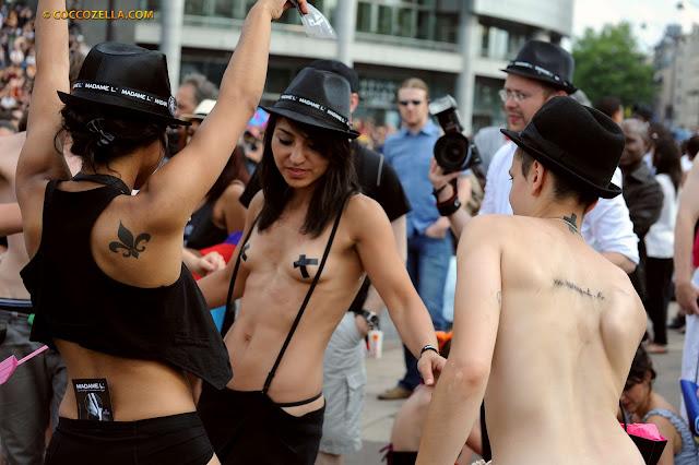 from Jadon gay pride parade montreal 2008