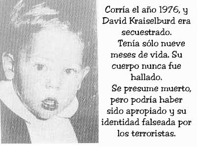 Falleció Jorge Rafaél Videla David+Kraiselburd