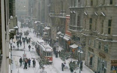 İstiklal Caddesi - İstanbul