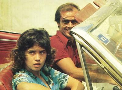 David Locke/Robertson ve genç kız