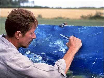 Van Gogh rolünde Jacques Dutronc