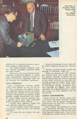 HAYAT TARİH MECMUSASI - 1970 - SAYI -1 - SAYFA 38