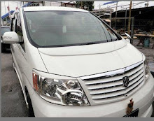 ARS New Product Toyota Alphard Bonnet Wing