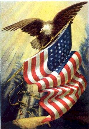 american flag eagle pictures. american flag eagle wallpaper.