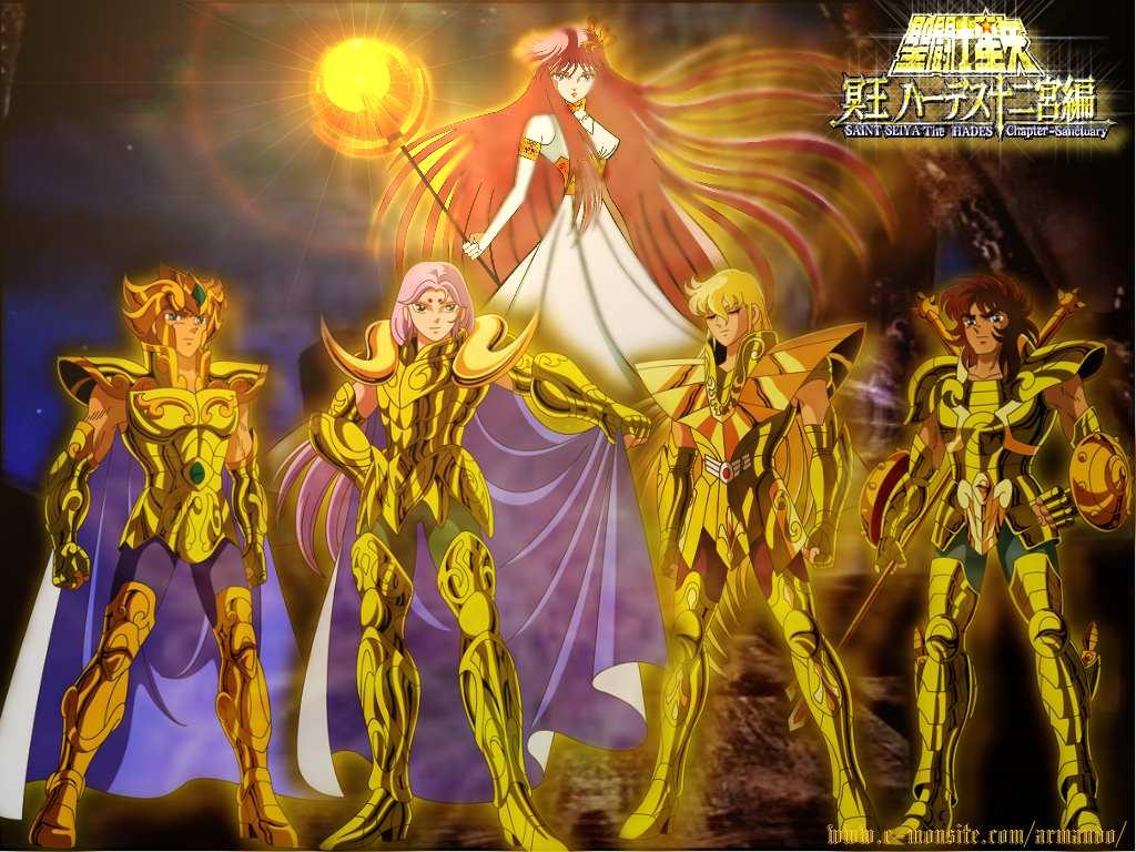 Los Caballeros del Zodíaco
