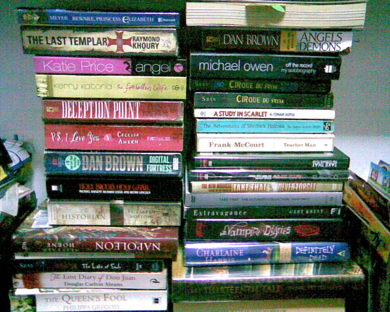 Image107 ... my bookish related social networking sites. I now look at my online ...