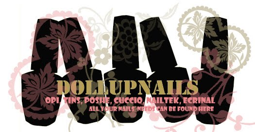 DOLLUPNAILS ::: OPI :: TINS :: POSHE :: CUCCIO :: ECRINAL :: ORLY :: NAILTEK :::