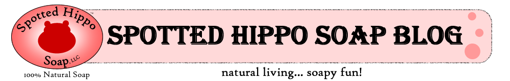 Spotted Hippo Soap Blog