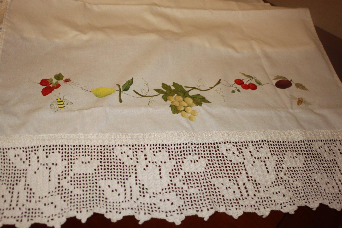 1000 images about pintura en tela cortinas on pinterest for Telas para cortinas