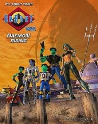 Reboot TV Show will get a movie trilogy!
