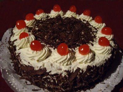 Selva Negra Cake Recipe