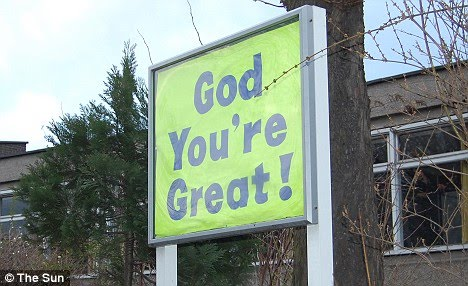 You are a great God
