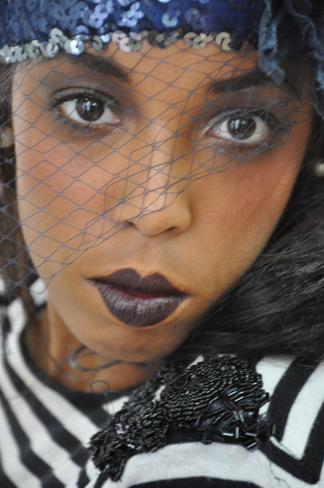 Ma vie en beaut maquillage ann es 20 de tous les jours - Maquillage annee 20 ...