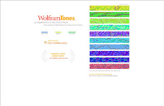 Wolfram Tones: An Experiment in a New Kind of Music