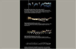Moonlight - Interactive Visualization of Beethoven's No.14