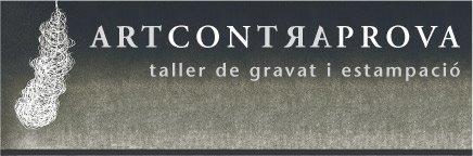 TALLER DE GRAVAT ARTCONTRAPROVA