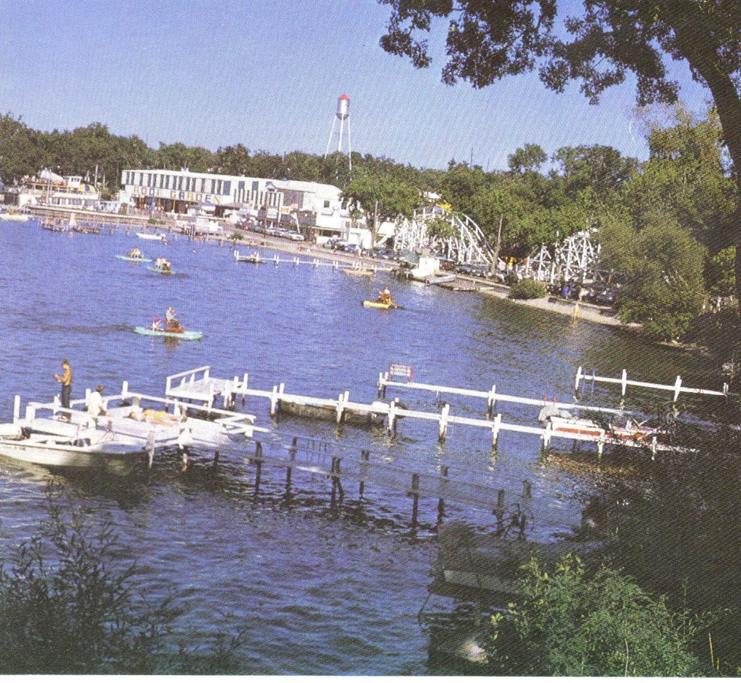 Okoboji stories views of arnolds park for Lake okoboji fishing