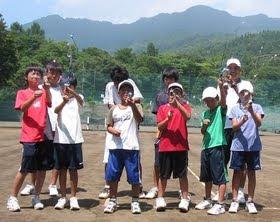 キャンプ参加者