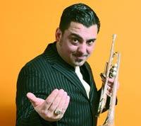 Roy Paci italian trumpet