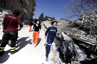 Italian Civil protection national service info