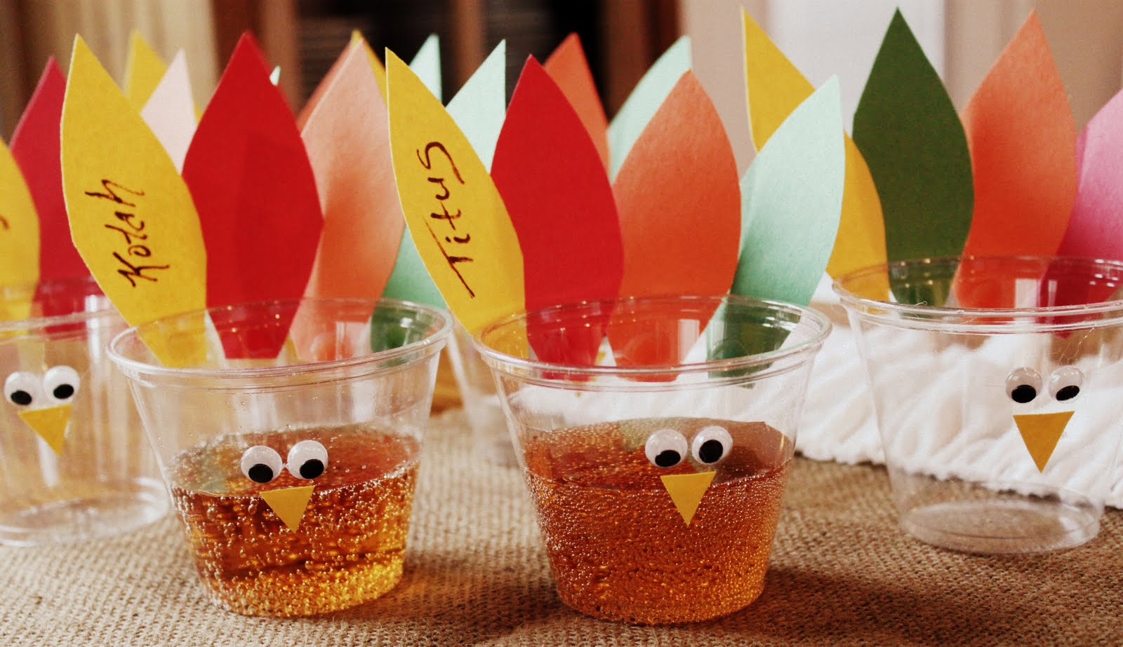 Turkey Cups