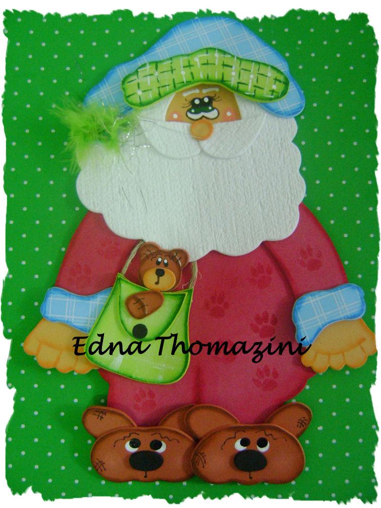 Edna Thomazini ~ Presente de Natal Apostila Noel Edna Thomazini Ateli u00ea