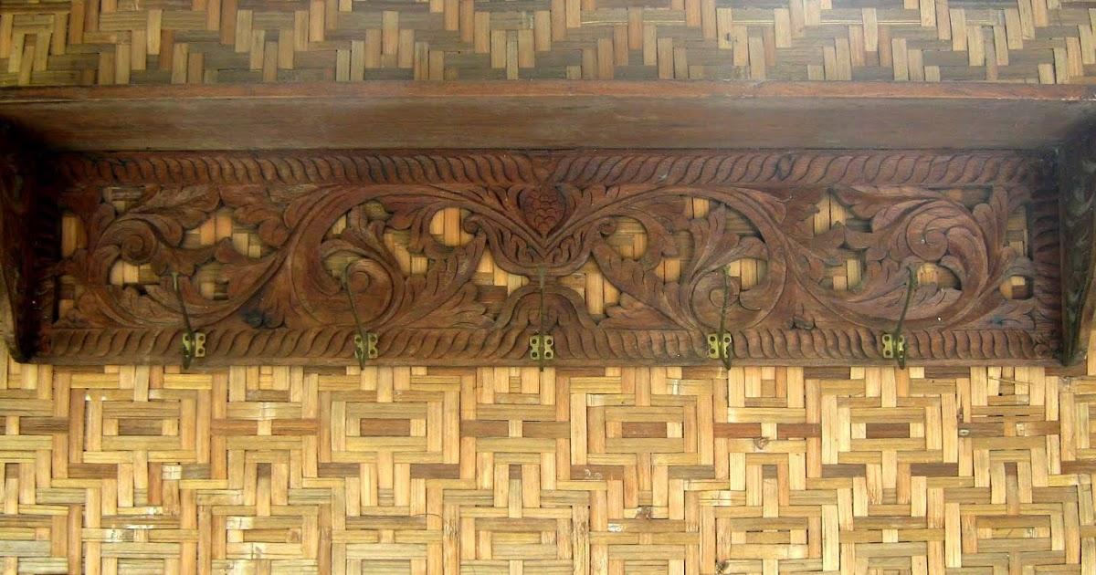 Antik Jawa: Kapstok Ukiran Jawa