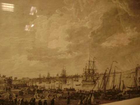 Historic marine france vernet joseph la serie des ports - Le port de bordeaux par joseph vernet ...