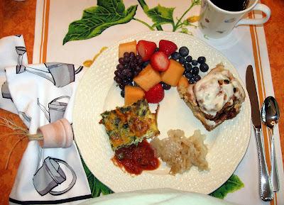 DivasoftheDirt,breakfast plate