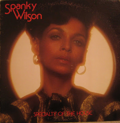 Spanky Wilson - Specialty of The House / 1975