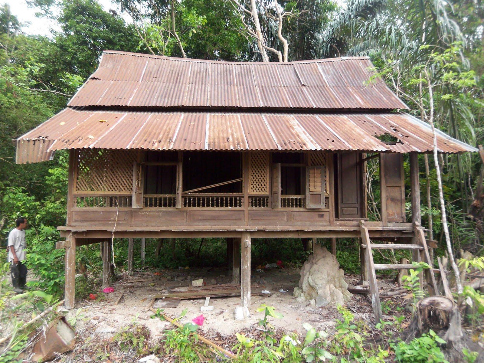 SERI SIANTAN: Masjid Tanjung Sembeling & Rumah Ampang Batu