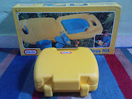 Little Tikes Little Camper Mess Kit