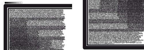 3 doubles pages pour le fanzine «sousmondoigt»