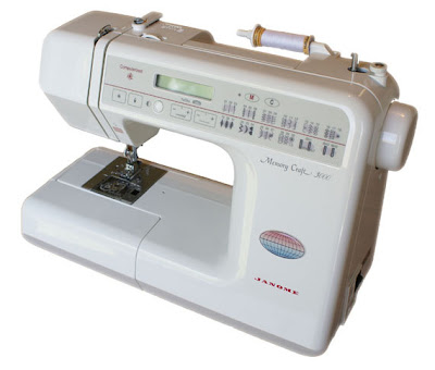 Zanie zoo sewing machine meme for Janome memory craft 3000