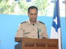 Superintendente da PRF/BA em Serra Preta