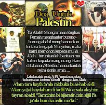 Selamatkan Palestin dari Rejim Zionis