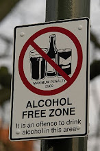 Alcohol Free Zone (AFZ)