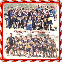 SANTA RITA SIEMPRE CAMPEÓN