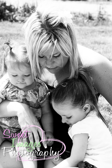 Mommy and her girls!