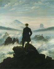 Caminante sobre el mar de niebla