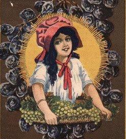 Sun-Maid Girl