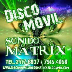 Disco Movil Matrix