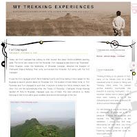sujay khandge's trekking experiences