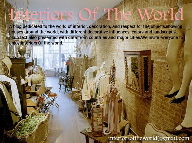 Interiors of the World