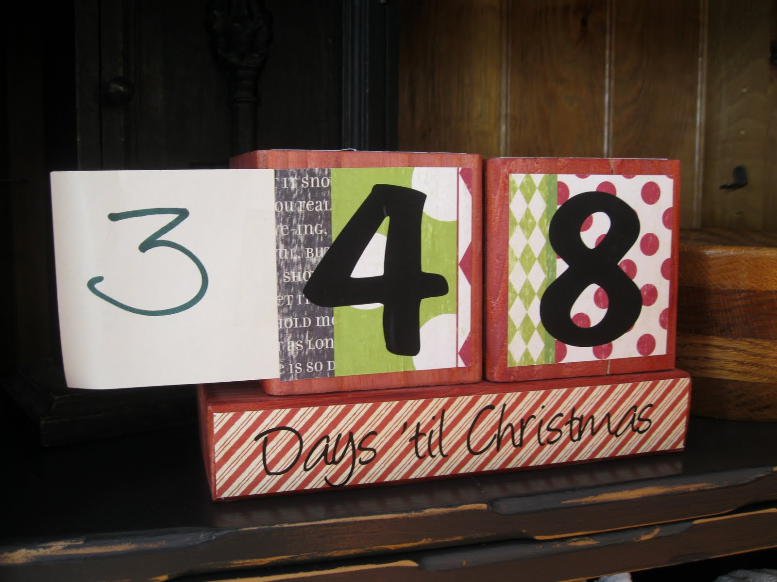 Crystelle Boutique Blog: How many days until Christmas?