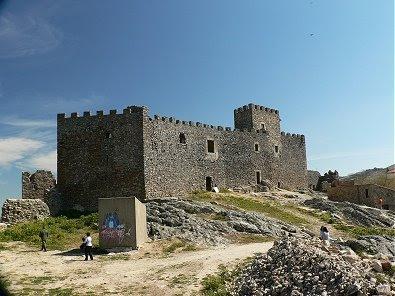 Castillo de Montánchez Extremadura