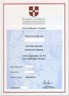 Listening B2, Cambridge English First (FCE) Test - Part 1 ...