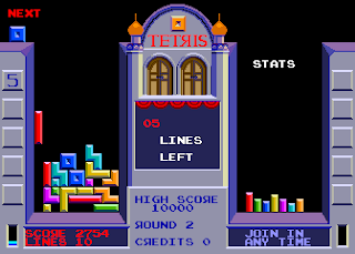 Tetris Atari Portable