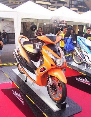 Modif Yamaha F1